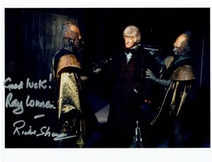 Richard Shaw & Ray Lonnen (Doctor Who)